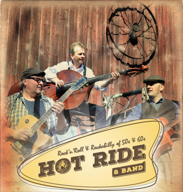Hot Ride & Band zum Bergstadtfest Freiberg 2016
